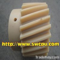 Sell plastic nylon helical gear