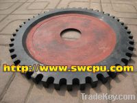 Sell Rubber Bonded To Metal Parts