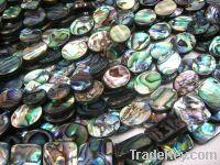 Sell abalone shell/paua shell beads