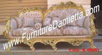 Frecnsh Classical Sofa