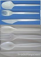 Disposable Knife, Spoon, Fork