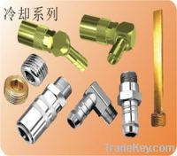 Sell mold Nipples/quick release connector plugsZZ80/ZZ801