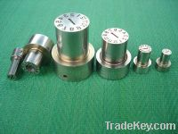 Sell recycling inerts, date mark, date indicator
