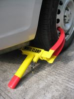 STD anti theft wheel lock(tire lock)