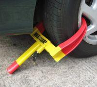 new style wheel clamp