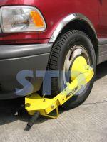 auto alarming wheel lock(tire clamp)