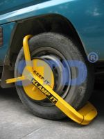 Chinese Wheel Clamp, Wheel Lock In Different Types