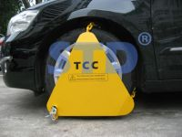 triangle wheel clamps from china supplier