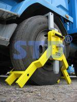 heavy duty triangle Wheel-Clamp