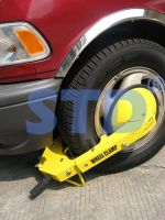 Sell Police wheel Clamp