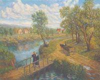 Scene Style Painting