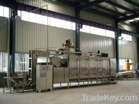 Sell  Belt Conveyor type Peanut Roaster Natural gas