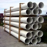Sell PVC Pipes and all other Plumbing Materials