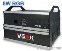 Sell 5w RGB  Animation Laser light