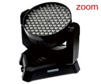 Sell LED Moving Head Light with Zoom, 3W, RGBW