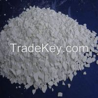 Sell Calcium chloride 74% 94% white flakes CaCl2