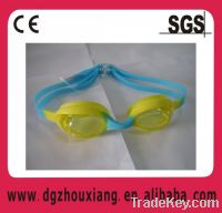 Sell Colorful silicone goggle for water sports prroducts