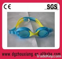 Sell Silicone diving glasses/silicone swimming goggles