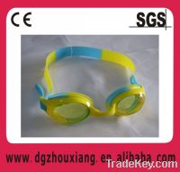 Sell Slap-up silicone swimming goggles/sports prroducts