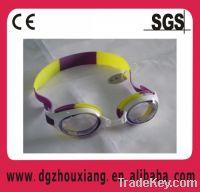 Sell Silicone Swim Goggle/water sports goggles
