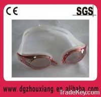 Sell Silicone swimming products/swim glasses