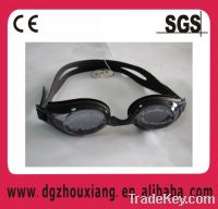 Sell Professional anti-fog sports swim goggle