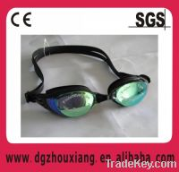 Sell Fashion salable silicone glasses for swimming