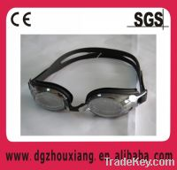 Sell Silicone swimming glasses with UV protected/silicone products