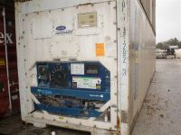 Sell Reefer Containers 20 and 40 foot Pretripped