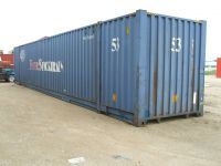 Sell 53' HC STEEL STORAGE CARGO CONTAINER