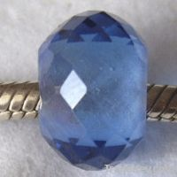 Sell sterling silver core crystal beads semi-precious stone