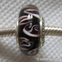 Sell Silver Core Lampwork Beads