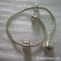 Sell Sterling Silver Chain Bracelet