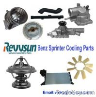 Supply all cooling parts for sprinter