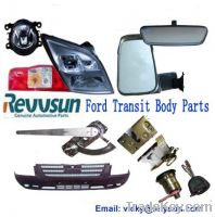 Supply all body parts for ford transit