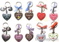 Sell heart key chain