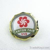 Sell metal pringting badge