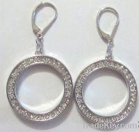 Sell Metal Hoop earring
