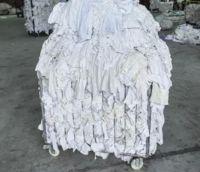 Colored & White Cotton Rags