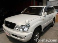 Sell Toyota Land Cruiser Cygnus