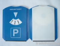 Sell parking disc