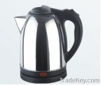 1.8L Electric kettle(Stainless kettle)