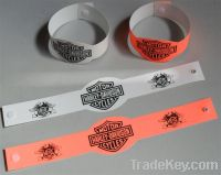 Sell complex paper wristband