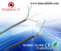 Sell CU/CCS/CCAU two pairs utp cat5e network cables