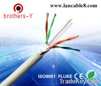 Sell grey stp cat6 ethernet network with excellent quality