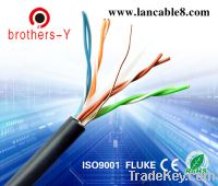 Sell outdoor utp cat5e reticle&network cable