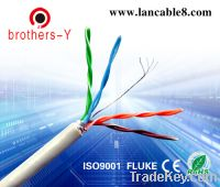 Sell utp/ftp/sftp cat5e lan cable