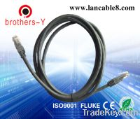 Sell cat6 utp patch cord cable OEM and factory price
