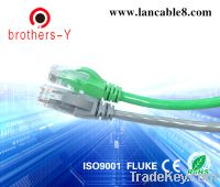 Sell rj45 utp cat5e, cat6 patch cord&network cable with high speed