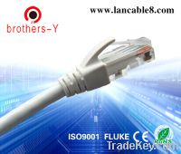 Sell jumper wire/patch cord lan/ethernet cables pass FLUKE/CE